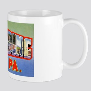 Reading Pennsylvania Greetings Mug