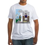 Lost Cowboy Boots Fitted T-Shirt