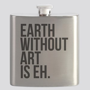 Earth Without Art is Eh. Flask