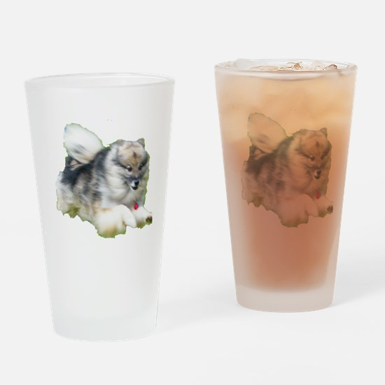 Kees Jumping Drinking Glass