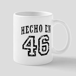 Hecho En 46 Mug