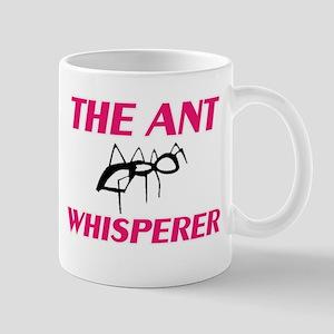 The Ant Whisperer Mugs