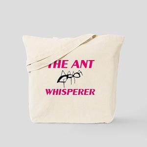 The Ant Whisperer Tote Bag