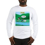 Live Streaming Long Sleeve T-Shirt