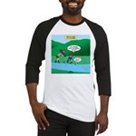 Live Streaming Baseball Tee