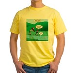 Live Streaming Yellow T-Shirt