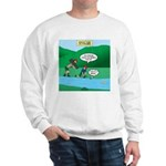 Live Streaming Sweatshirt