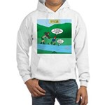 Live Streaming Hooded Sweatshirt