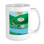 Live Streaming 15 oz Ceramic Large Mug