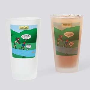 Live Streaming Drinking Glass