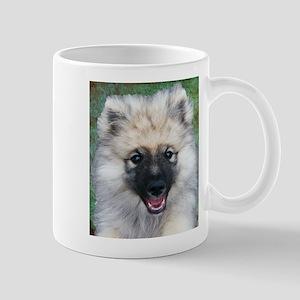 Keeshond Puppy Mug