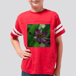 Toad Lily 11 x 11 Youth Football Shirt
