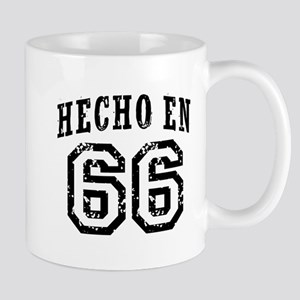 Hecho En 66 Mug