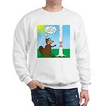Beaver Wood Carving Sweatshirt