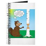 Beaver Wood Carving Journal