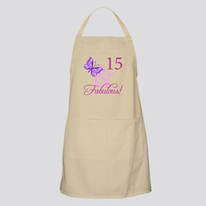 Fabulous 15th Birthday For Girls Apron