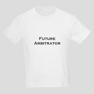 Future Arbitrator Kids T-Shirt