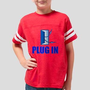 PlugIn Youth Football Shirt