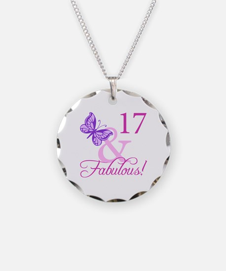 Fabulous 17th Birthday For Girls Necklace