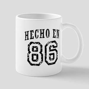 Hecho En 86 Mug