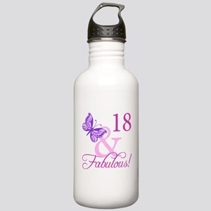 Fabulous 18th Birthday For Girls Stainless Water B
