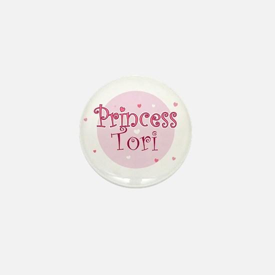 Tori Mini Button
