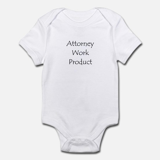 Attorney Work Product Infant Bodysuit