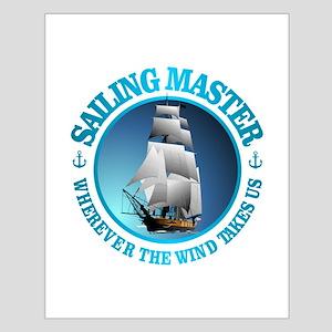 Sailing Master Posters