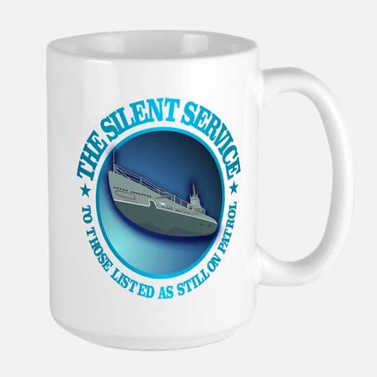 Silent Service Mug