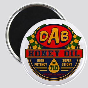 DAB Honey Oil 710 Magnet