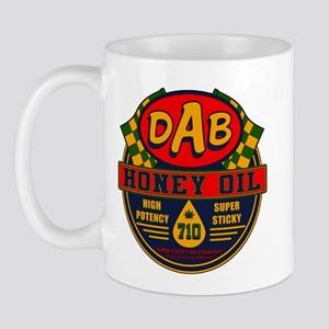 DAB Honey Oil 710 Mug