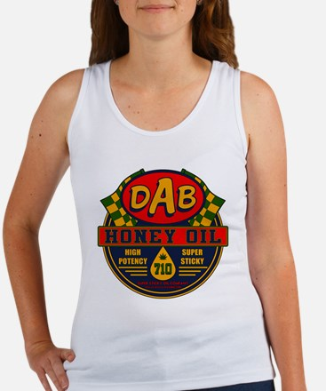 DAB Honey Oil 710 Tank Top