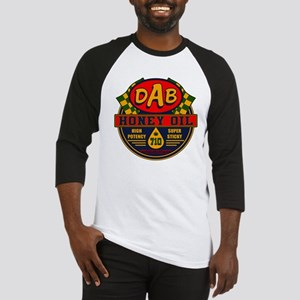 DAB Honey Oil 710 Baseball Jersey