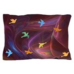 Peace Doves Pillow Case