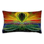 Alien Sunset Pillow Case