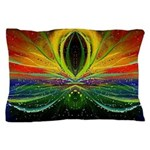 Alien Sunset Pillow Case