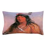 Bear Claw Warrior Pillow Case