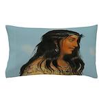 Indian Bride Pillow Case