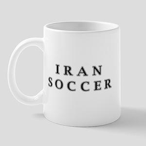 Iran Soccer Mug