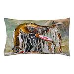 Bear Dancer Pillow Case