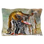 Bear Dancer Pillow Case