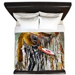 Bear Dancer King Duvet