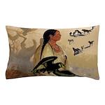 Raven Maven Pillow Case