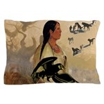 Raven Maven Pillow Case