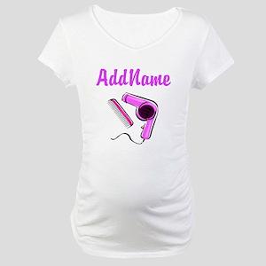 BEST HAIR STYLIST Maternity T-Shirt