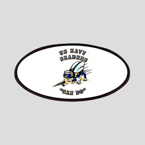 US Navy - SeaBees - Can Do Patches
