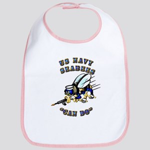 US Navy - SeaBees - Can Do Bib