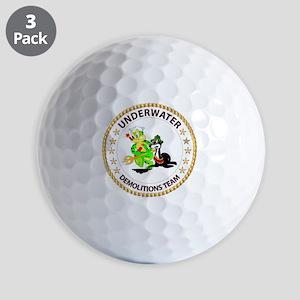 SOF - Underwater Demolitions Team Golf Balls
