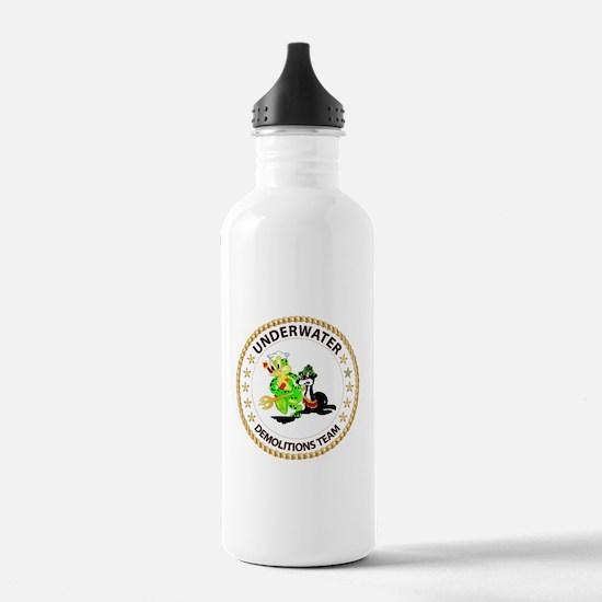 SOF - Underwater Demolitions Team Water Bottle