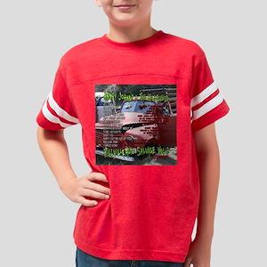 KillvilleAuto_backnew Youth Football Shirt